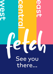 Visit the Fetch in Virginia Beach, Kansas City, and San Diego!